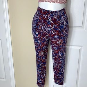 Abercrombie & Fitch Patterned Joggers